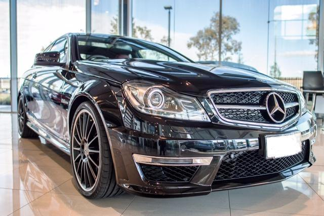 APV - AMG C63 sports car hire Sydney