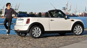 Mini-Cooper Convertible- Sydney Car hire