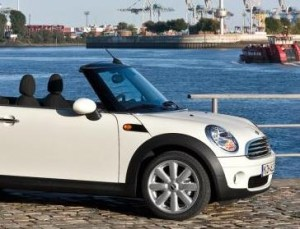 Mini_Cooper_Convertible- APV sports car hire