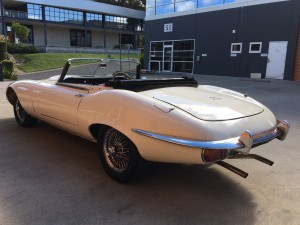 e type rear side Australian Prestige Vehicles Sydney hire_7934