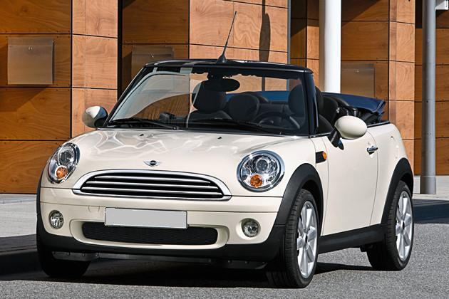 Mini Cooper Cabrio Sydney Sports Car Al Apv