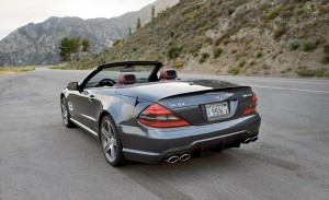 AMG SL63 mercedes1 rear