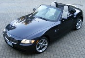 Sydney BMW convertible hire