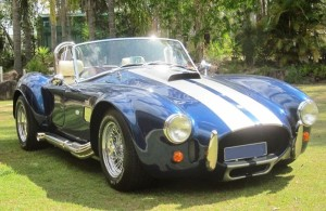 AC Cobra front side 2