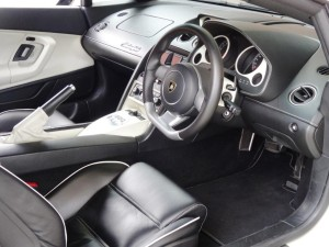 lamborghini interior for rent Sydney